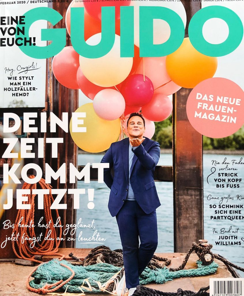 Guido Interview Cover