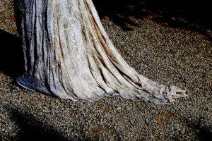 Fotoshooting im Kleid